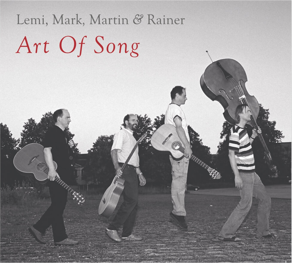 Art of Song - Cover